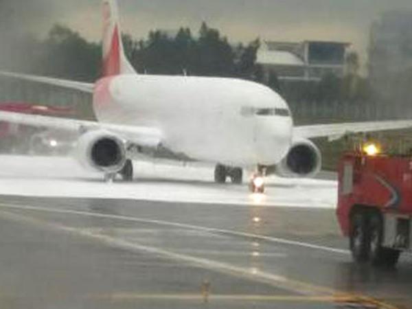 Trung Quốc: Chữa cháy nhầm máy bay, thiệt hại 19 triệu USD ảnh 1