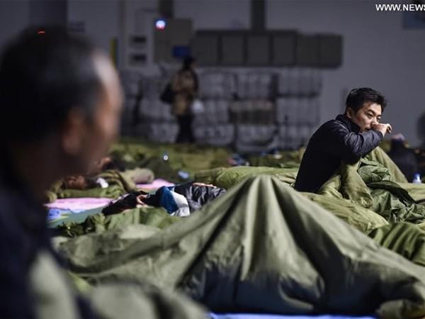 91 người mất tích trong vụ lở đất kinh hoàng tại Trung Quốc ảnh 1
