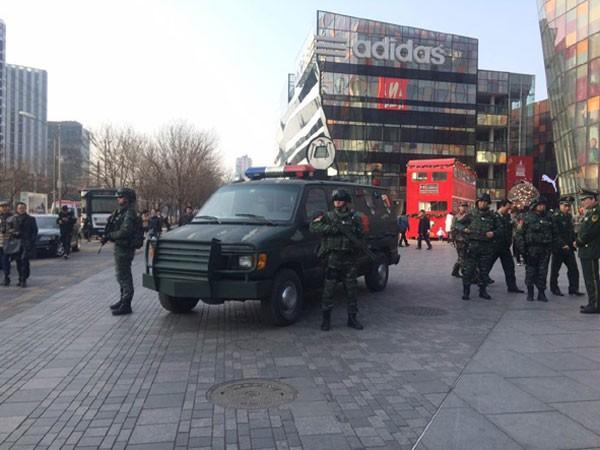 Bắc Kinh thắt chặt an ninh dịp Giáng sinh ảnh 1
