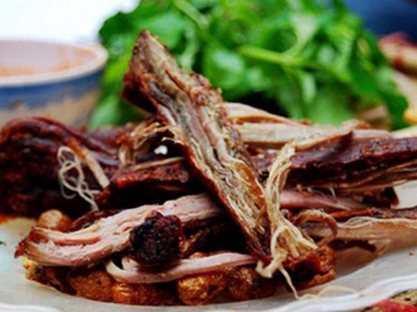 Ngày Tết mà ăn thịt trâu... ảnh 1