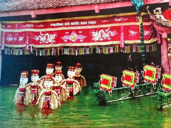 Cái nôi của múa rối nước truyền thống ảnh 2
