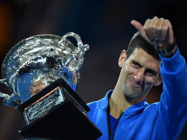 Djokovic không có đối thủ trong cuộc đua vô địch? ảnh 1