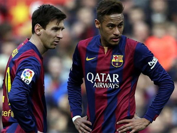 Barca trước nguy cơ mất Messi hoặc Neymar ảnh 1