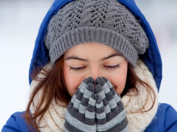 Những bộ phận cơ thể cần giữ ấm trong mùa đông ảnh 1
