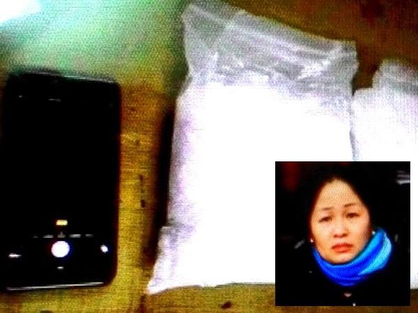 Mang gần 2kg ma túy từ Cao Bằng về Hà Nội ảnh 1