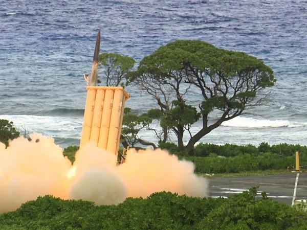 Mỹ lập trận địa tên lửa tại Hàn Quốc, một mũi tên trúng nhiều đích ảnh 1