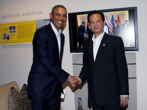 Thủ tướng đề nghị Hoa Kỳ có hành động thiết thực hơn tại Biển Đông ảnh 1