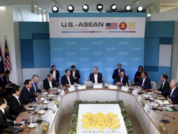 ASEAN-Mỹ vạch lộ trình cho tương lai ảnh 1