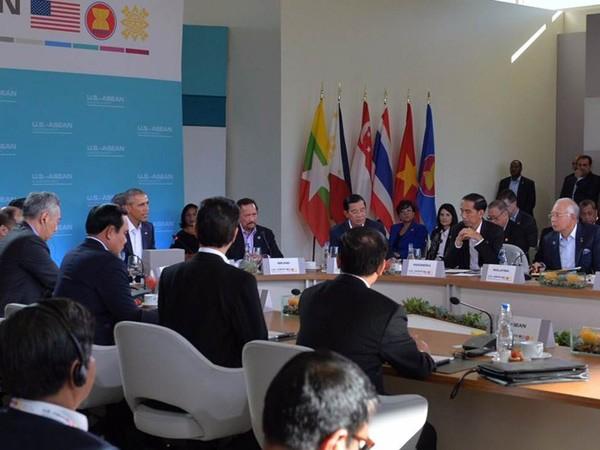 ASEAN-Hoa Kỳ: Hợp tác để gia tăng sức mạnh ảnh 1