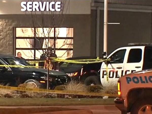 Hiện trường một vụ xả súng ở Kalamazoo