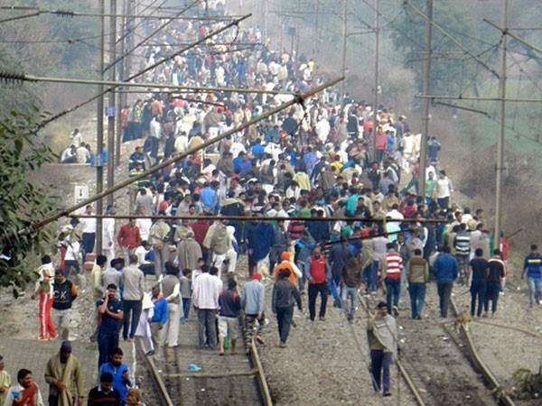 Biểu tình tại Ấn Độ, 19 người chết ảnh 1