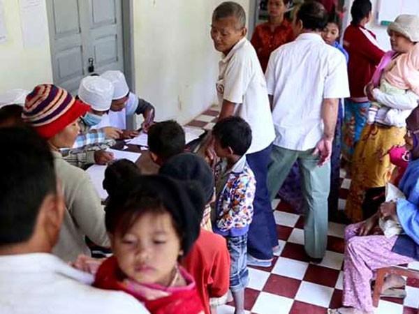 Campuchia điều tra ổ dịch HIV mới ảnh 1