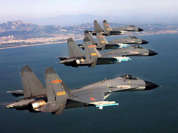 Quân sự hóa Biển Đông: Trung Quốc leo thang nguy hiểm ảnh 1