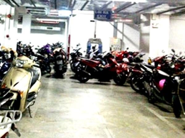 Khu trông giữ xe ở hầm chung cư là nơi tội phạm nhằm vào trộm cắp xe đạp điện