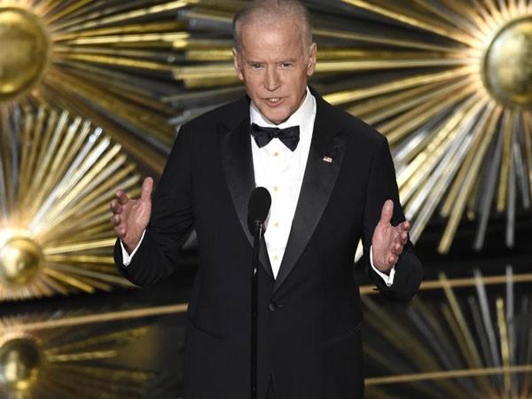 Phó Tổng thống Mỹ Joe Biden hiện diện tại Oscar