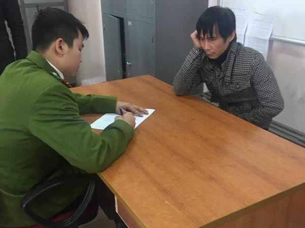 Nguyễn Quang Vinh khai nhận hành vi phạm tội tại CQĐT