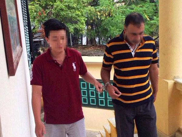 Một đối tượng người nước ngoài vi phạm pháp luật Việt Nam bị Phòng CSHS, CATP Hà Nội bắt giữ