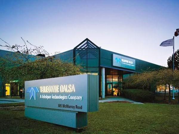 Trụ sở Công ty Teledyne Dalsa ở Waterloo, tỉnh Ontario