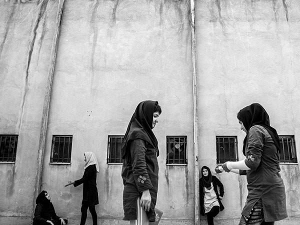 """""""Chờ án tử"""" tại nhà tù nữ ở Iran ảnh 1"""