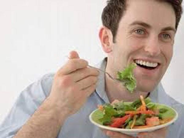 Ăn chay giảm nguy cơ ung thư tuyến tiền liệt ảnh 1