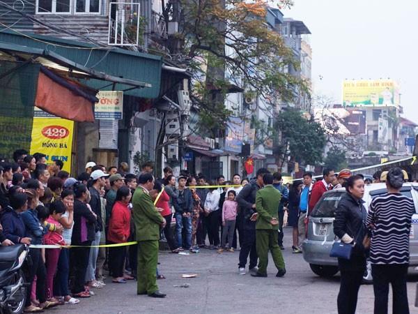 Vụ xe taxi gây tai nạn khiến hai bà cháu thiệt mạng ở đường Hồng Hà, đối tượng điều khiển cũng không có bằng lái xe ô tô