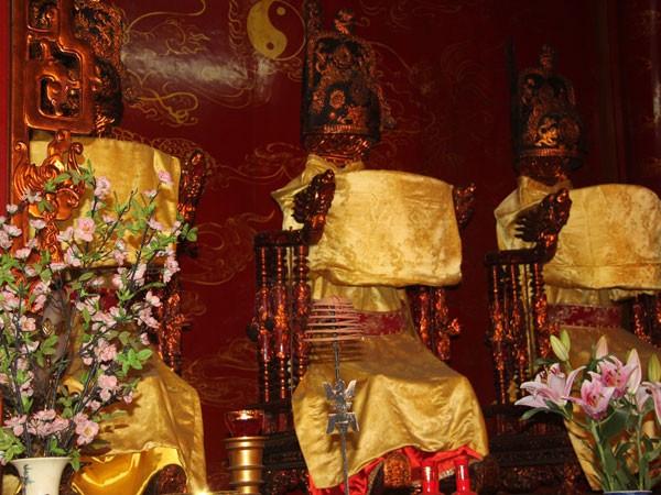 Yên Phụ - ngôi đình thờ dọc độc nhất vô nhị ở nước ta ảnh 2