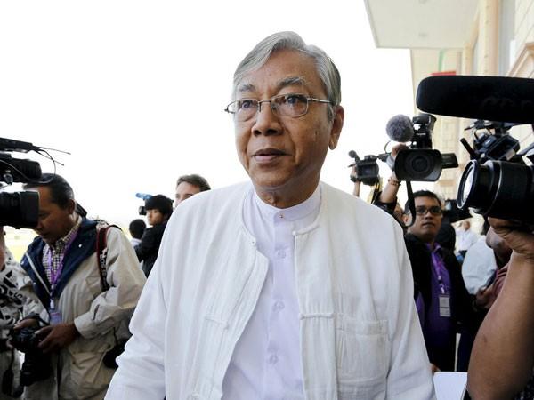 Bầu chọn Tổng thống Myanmar: Cố vấn thân cận của bà San Suu Kyi được đề cử ảnh 1
