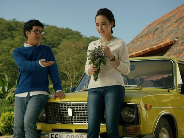 Trường Giang và Angela Phương Trinh đã đưa khán giả vào một cuộc hành trình hài hước nhưng cũng không kém phần lãng mạn