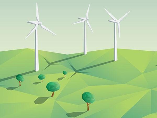 Mô hình cây nhân tạo có thể thay thế những cối xay gió khổng lồ