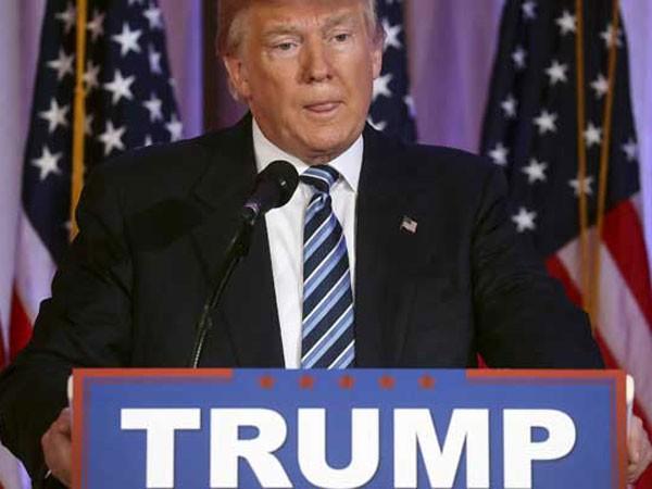 Ứng viên Donald Trump đang giảm tốc tại cuộc đua vào Nhà Trắng