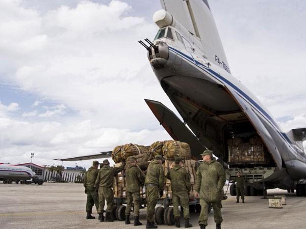 Lực lượng quân đội Nga bắt đầu rút quân khỏi Syria từ ngày 15-3