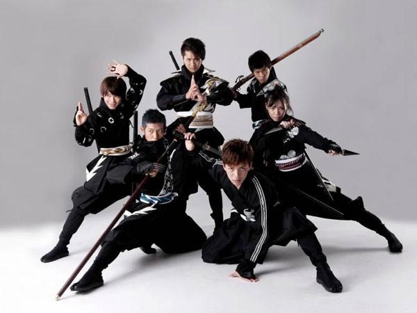 Thuê ninja để quảng bá du lịch ảnh 1