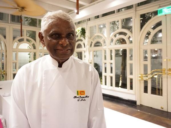 Gặp đầu bếp bậc thầy, tác giả sách ẩm thực nhỏ nhất thế giới ảnh 1