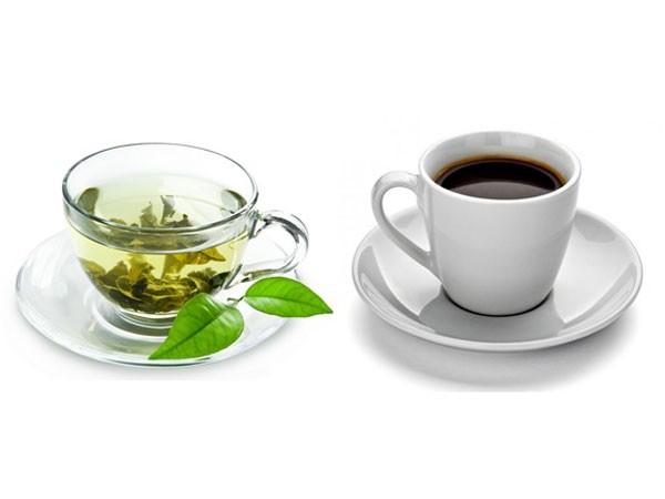 Trà tốt hơn cà phê? ảnh 1