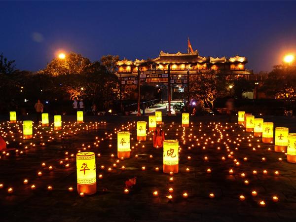 Festival Huế 2016: Tái hiện lễ Quảng Chiếu đã thất truyền hơn 1.000 năm ảnh 1