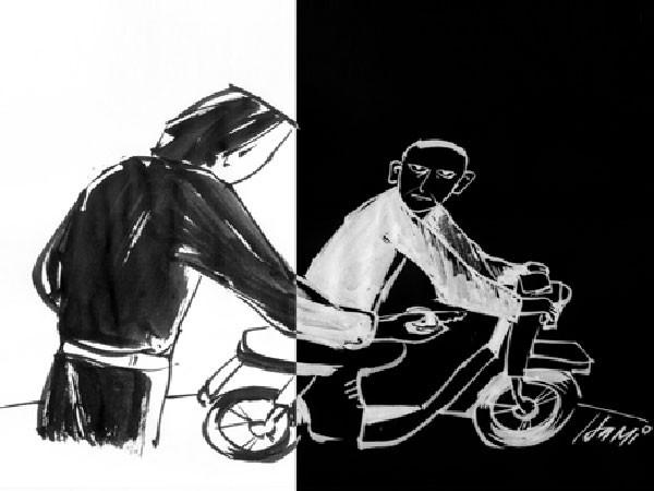 Mượn xe máy đi cầm cố để vay tiền phạm tội gì? ảnh 1