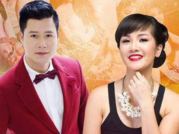 Quang Dũng và Hồng Nhung sẽ tham gia chương trình