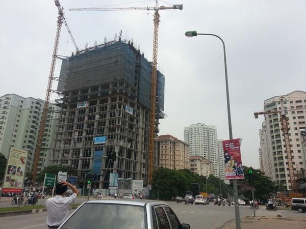 Hà Nội: Công trình xây mới phải có 3 tầng hầm? ảnh 1
