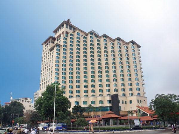 5 khách sạn nổi bật nhất đón thượng khách Mỹ tới Hà Nội ảnh 1