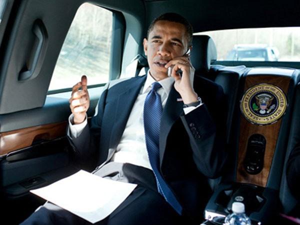 Bảo mật vật bất ly thân của Tổng thống Obama ảnh 1