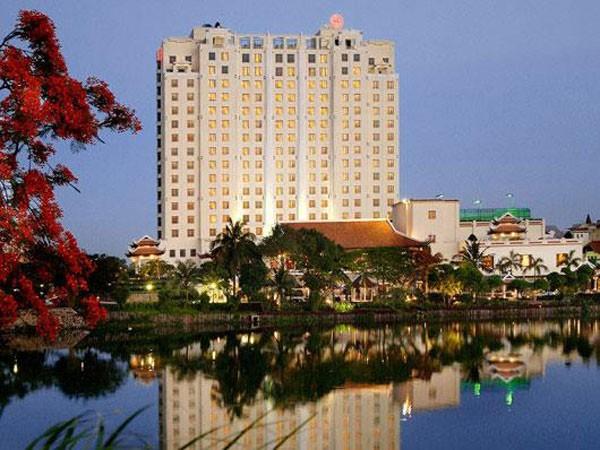5 khách sạn nổi bật nhất đón thượng khách Mỹ tới Hà Nội ảnh 4