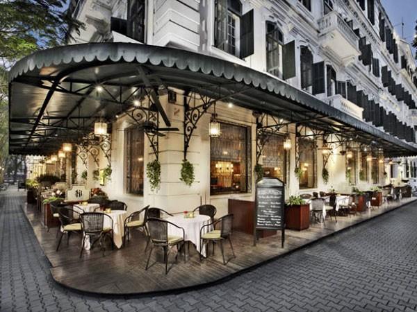 5 khách sạn nổi bật nhất đón thượng khách Mỹ tới Hà Nội ảnh 2