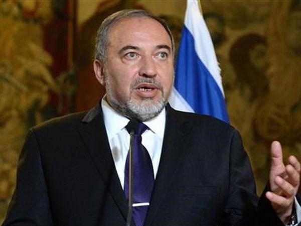 Ông Avigdor Lieberman