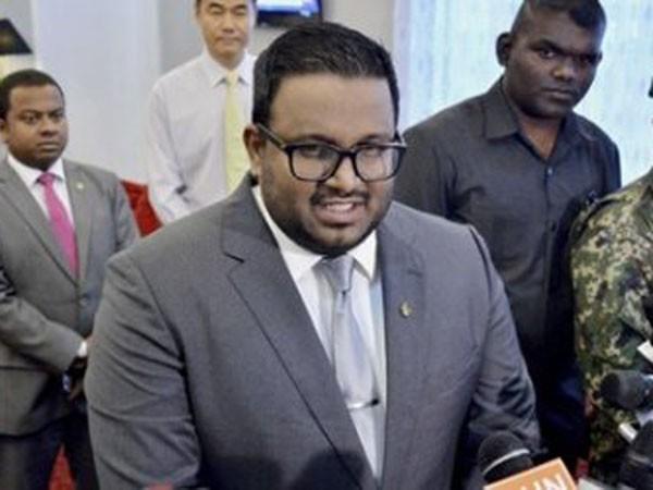 Cựu Phó Tổng thống Maldives Ahmed Adeeb