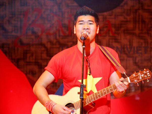 Nhạc đồng quê pha trộn, vẫn ra chất Tạ Quang Thắng