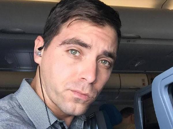 Anh Edward Sotomayor, nạn nhân của vụ thảm sát Orlando