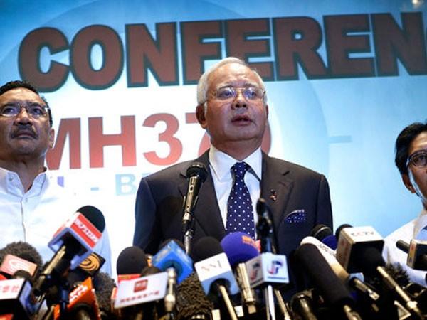 Hội nghị đặc biệt 3 bên về vụ máy bay MH370 ảnh 1