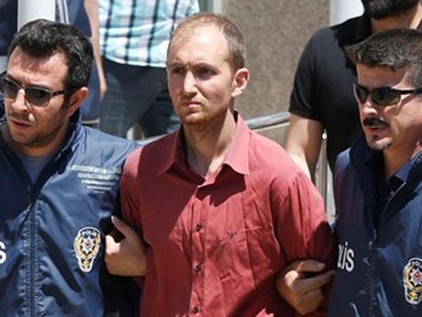 Atalay - kẻ bị tình nghi giết 4 người đã bị bắt