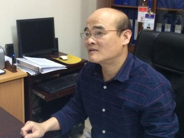Ông Nguyễn Huy Quang