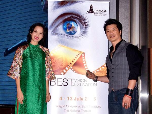 Dustin Nguyễn dự Festival phim tại Thái Lan